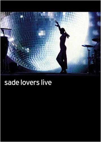 Sade - Lovers Live DVD Movie
