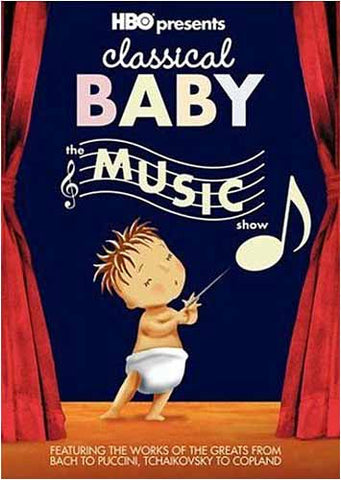 Classical Baby - The Music Show DVD Movie