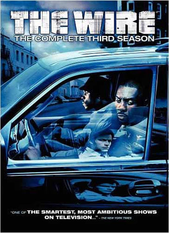The Wire - The Complete Third Season (Boxset) DVD Movie