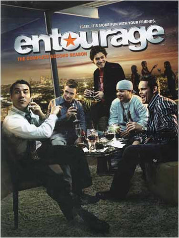 Entourage - The Complete Second Season  (Boxset) DVD Movie