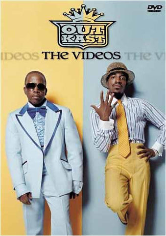 Outkast - The Videos DVD Movie