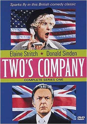 Two's Company - Complete Series 1 DVD Movie