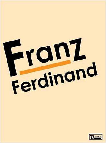 Franz Ferdinand DVD Movie