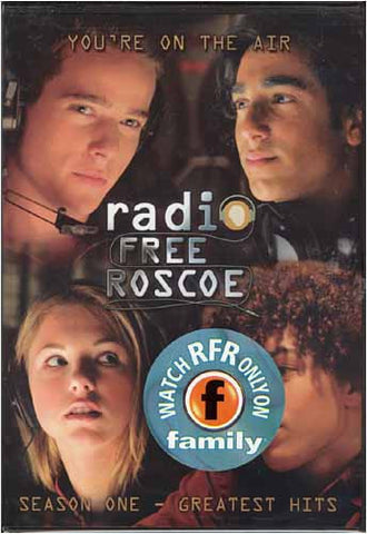 Radio Free Roscoe - Season One: Greatest Hits DVD Movie