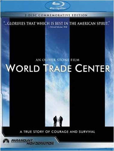 World Trade Center (Two-Disc Special Collector s Edition) (Blu-ray) (USED) BLU-RAY Movie