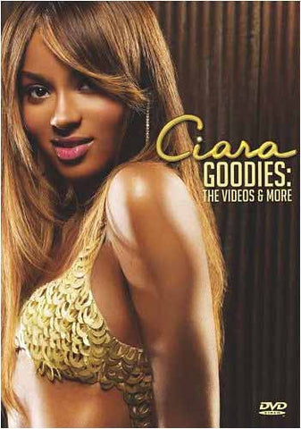 Ciara - Goodies: Videos And More DVD Movie