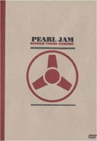 Pearl Jam - Single Video Theory DVD Movie
