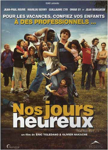 Nos jours heureux / Those Happy Days (Bilingual) DVD Movie