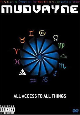 Mudvayne - All Access To All Things DVD Movie