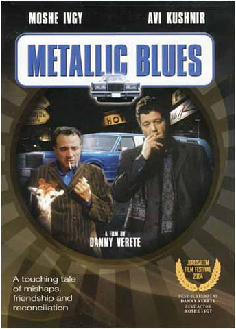 Metallic Blues DVD Movie
