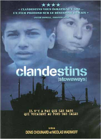 Clandestins / Stowaways (French Only) DVD Movie