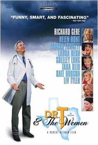 Dr. T and The Women DVD Movie