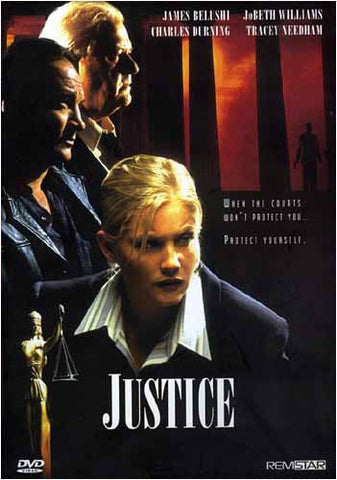 Justice (James Belushi) DVD Movie