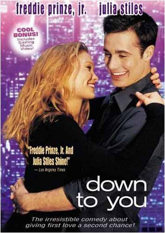 Down to You (Widescreen) (Bilingual) DVD Movie