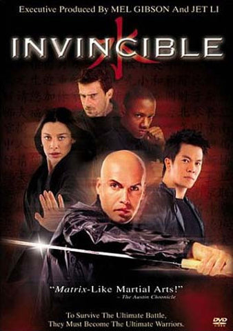 Invincible (Billy Zane)(bilingual) DVD Movie