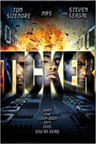 Ticker DVD Movie