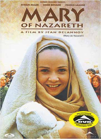 Mary of Nazareth (Bilingual) (Fullscreen) DVD Movie