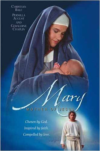 Mary - Mother of Jesus DVD Movie