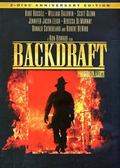 Backdraft (2 Disc Anniversary Edition) (Bilingual)
