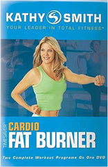 Kathy Smith - Timesaver - Cardio Fat Burner (Blue Cover) (GoldHil)