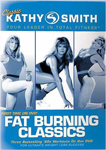 Kathy Smith - Fat Burning Classics (Goldhil) DVD Movie