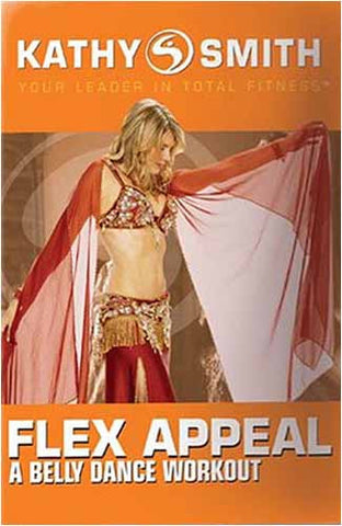 Kathy Smith - Flex Appeal - A Belly Dance Workout (Goldhil) DVD Movie
