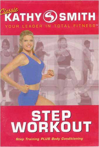 Kathy Smith - Step Workout DVD Movie