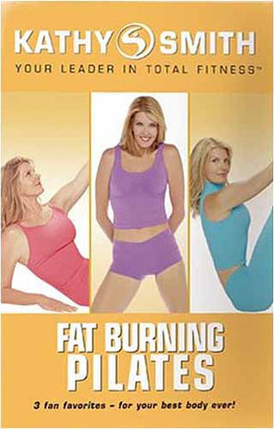 Kathy Smith - Fat Burning Pilates (MorningStar) DVD Movie