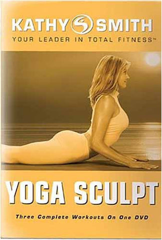 Kathy Smith - Yoga Sculpt (Goldhil) DVD Movie