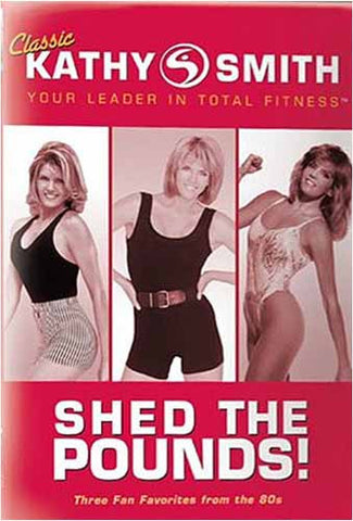Kathy Smith - Shed the Pounds! (Goldhil) DVD Movie