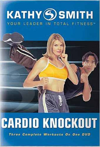 Kathy Smith - Cardio Knockout (Goldhil) DVD Movie