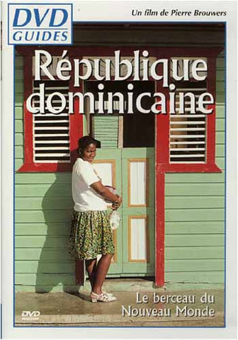 DVD Guides - Republique Dominicaine (French Version) DVD Movie