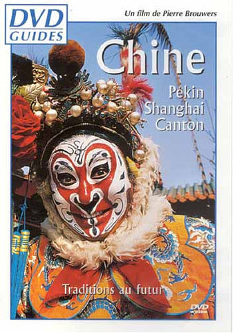DVD Guides - Chine - Pekin,Shanghai,Canton (French Version) DVD Movie