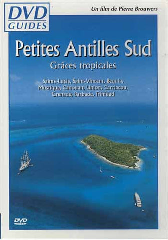 DVD Guides - Petites Antilles Sud DVD Movie