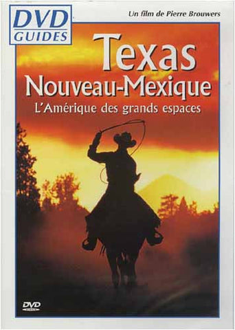 DVD Guides - Texas Nouveau Mexique (French Version) DVD Movie
