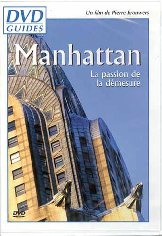 DVD Guides - Manhattan DVD Movie