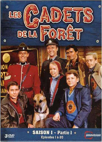 Les Cadets De La Foret - Season 1 - Part 1 (Boxset) DVD Movie