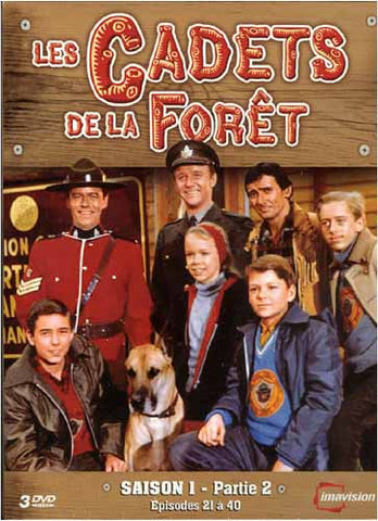 Les Cadets De La Foret - Season 1 - Part 2(Boxset) DVD Movie