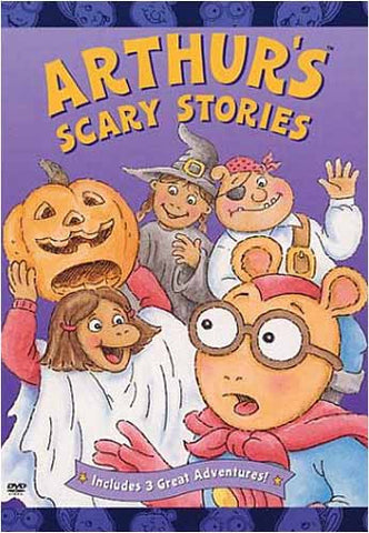 Arthur's Scary Stories DVD Movie