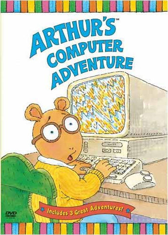 Arthur's Computer Adventure DVD Movie