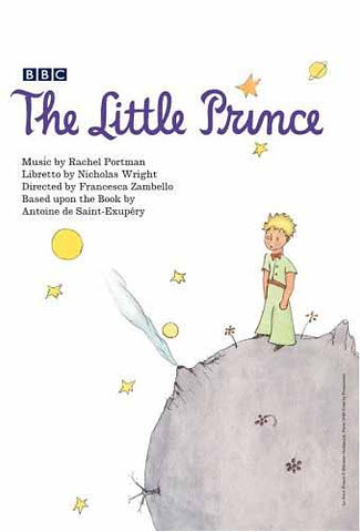 The Little Prince - Rachel Portman DVD Movie