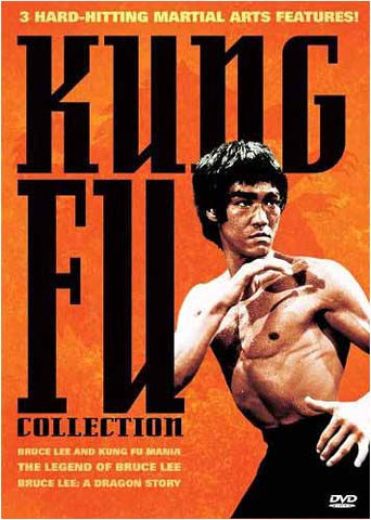Bruce Lee Kung Fu Collection DVD Movie