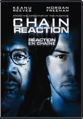 Chain Reaction (Reaction en Chaine) (Bilingual) DVD Movie
