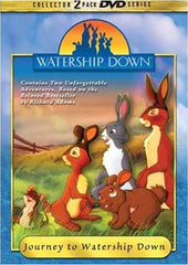 Watership Down- (Journey to Watership Down / Escape to Watership Down)Collector 2 Pack (Boxset)