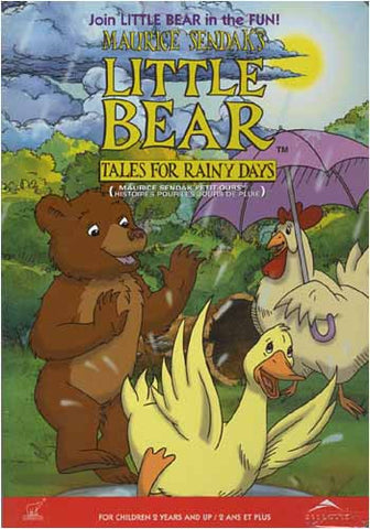 Little Bear - Tales for Rainy Days (Rainy Day Tales) (Bilingual) DVD Movie