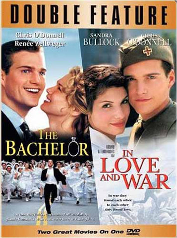 The Bachelor / In Love and War (Double Feature) (Bilingual) DVD Movie