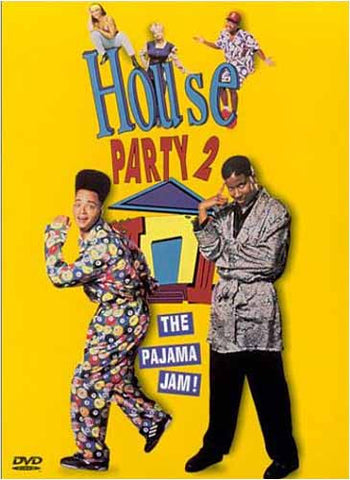 House Party 2 DVD Movie