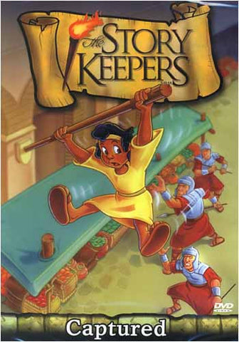The Story Keepers - Captured DVD Movie