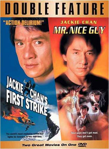 First Strike / Mr. Nice Guy (Double Feature) (Bilingual) DVD Movie