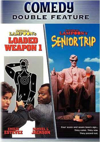 National Lampoon s Loaded Weapon 1 / Senior Trip (Double Feature)(Bilingual) DVD Movie